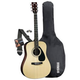 Image for GigMaker Deluxe Acoustic Guitar Package from SamAsh