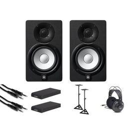 "Image for 5"" Studio Monitors with Headphones"