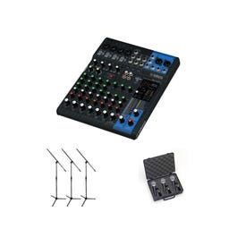 Image for MG10XU 10 Channel Mixer with SPX