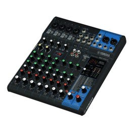Image for MG10XU 10 Channel Mixer with USB and SPX Effects (New) from SamAsh