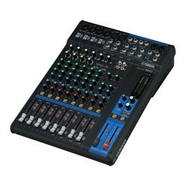Image for MG12 12 Channel Mixer from SamAsh