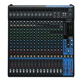 Image for MG20XU 20 Channel Mixer with USB & SPX Effects from SamAsh