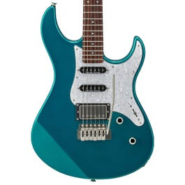 Image for Pacifica PAC612VIIX Electric Guitar (Teal Green Metallic) from SamAsh