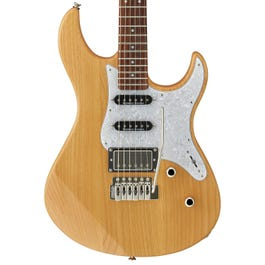 Image for Pacifica PAC612VIIX Electric Guitar (Yellow Natural Satin) from SamAsh