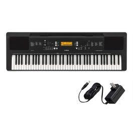 Image for PSR-EW300 76-Key Portable Keyboard with Power Adapter from SamAsh