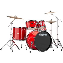 """Image for Rydeen 5-Piece Shell Pack with Hardware - 22"""" Bass Drum - With Hardware from SamAsh"""