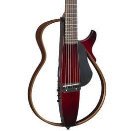 Image for SLG200S Silent Electric Guitar (Crimson Red Burst) from SamAsh