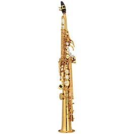 Image for YSS-82ZR Pro Soprano Saxophone with Curved Neck (Assorted Finishes) from SamAsh