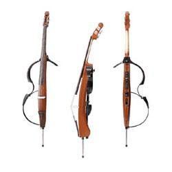 Image for SVB100SK Silent Electric String Bass from SamAsh