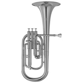 Image for YAH203S Standard Eb Alto Horn (Silver-plated) from SamAsh