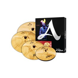 Image for A Custom Cymbal Set - Brilliant from SamAsh