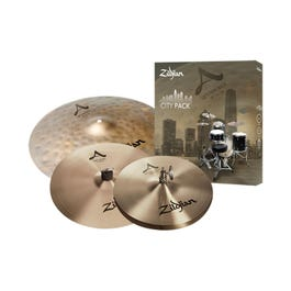 Image for A Series City Cymbal Pack from SamAsh