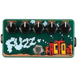 Image for Fuzz Factory Hand Painted Effect Pedal from SamAsh
