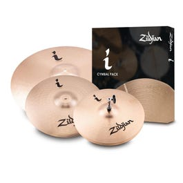Image for I Series Essential Plus Cymbal Pack from SamAsh