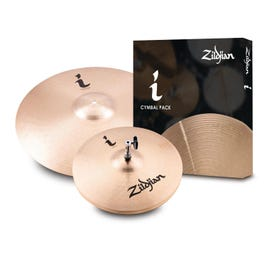 Image for I Series Essentials Cymbal Pack from SamAsh