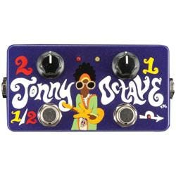 Image for Hand Painted Jonny Octave Guitar Effect Pedal from SamAsh