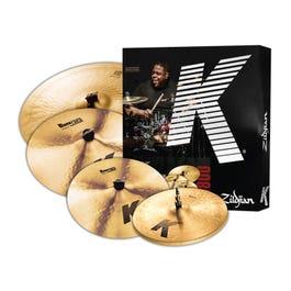 "Image for K Series Cymbal Set - Free 18"" Crash from SamAsh"