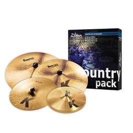 Zildjian K Series Country Music Pack
