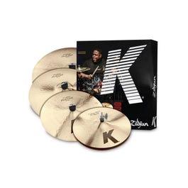 Image for K Custom Dark Cymbal Set from SamAsh