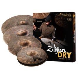 Image for K Custom Dry Cymbal Set from SamAsh
