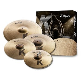 Image for K Sweet Cymbal Pack (Restock) from Sam Ash