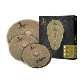 Image for L80 Low Volume LV348 Cymbal Set from SamAsh