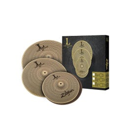 Image for L80 Low Volume LV468 Cymbal Set from SamAsh