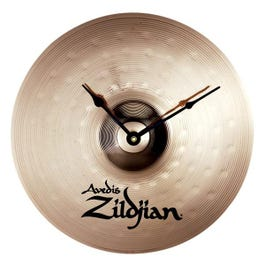 """Image for 13"""" Cymbal Clock from SamAsh"""
