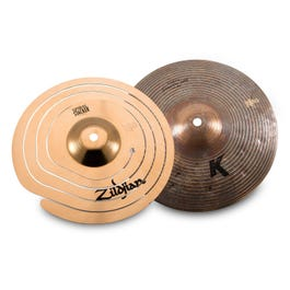 """Image for PCS002 10"""" FX Pre-Configured Stack Cymbals from SamAsh"""