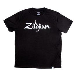 Image for Black Classic Logo T-Shirt (Soft) from SamAsh