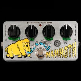 Image for Wooly Mammoth Vexter Fuzz Effects Pedal from SamAsh