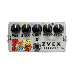 Image for Vexter Fuzz Factory Guitar Effect Pedal from SamAsh
