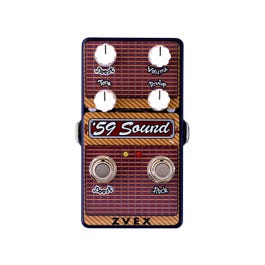 Image for Vertical Vexter '59 Sound Distortion Guitar Effects Pedal from SamAsh