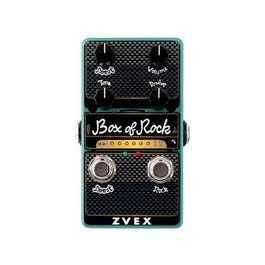 Image for Vertical Vexter Box of Rock Distortion Guitar Effects Pedal from SamAsh