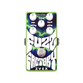 Image for Vertical Vexter Silicon Fuzz Factory Distortion Guitar Effects Pedal from SamAsh