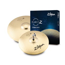 Image for Planet Z Fundamentals Cymbal Pack from SamAsh
