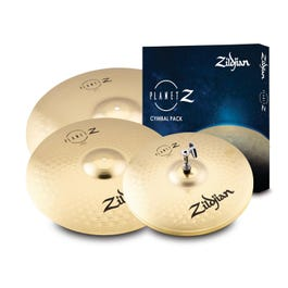 Image for Planet Z Complete Cymbal Pack from SamAsh