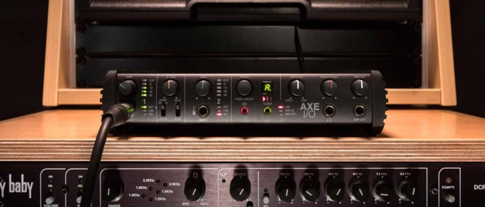 IK Multimedia AXE I/O Interfaces: Everything You Need To Know