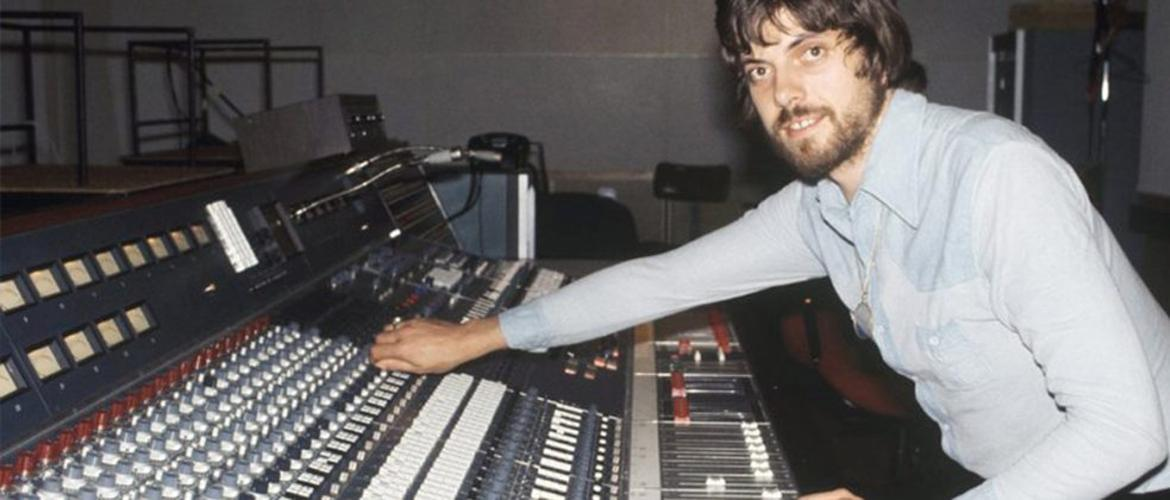 """Alan Parsons: The Man Behind """"Abbey Road"""" and """"Dark Side Of The Moon"""""""