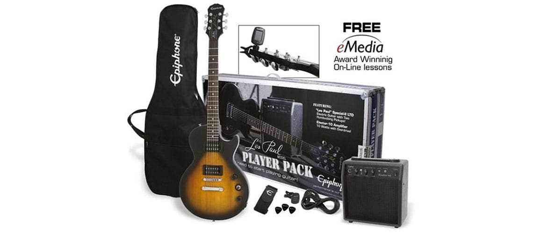 Beginner Electric Guitar Buyer's Guide