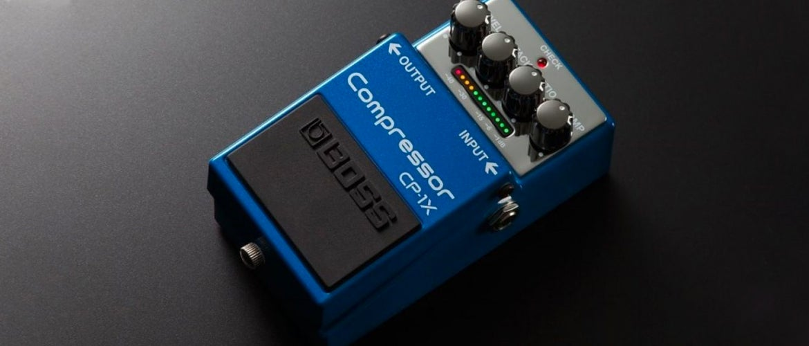 Compressor Guitar Pedals: Everything You Need to Know