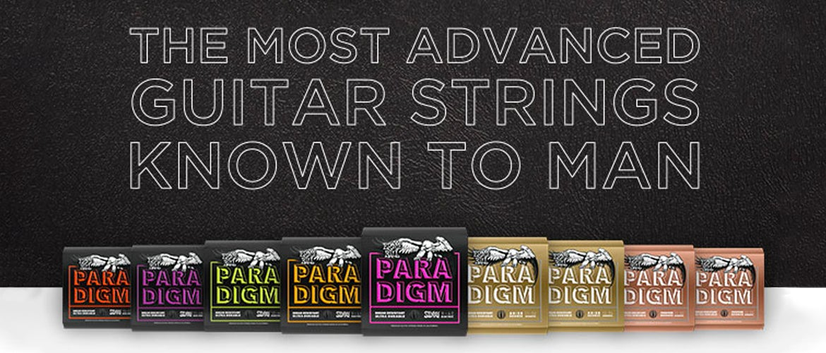 Ernie Ball Paradigm Strings: Everything You Need to Know
