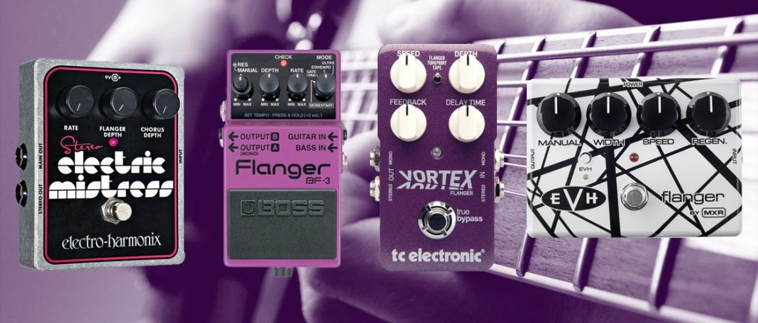 Flanger Effect Pedals Buyers Guide