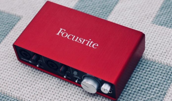 6 Best Audio Interfaces for Recording Guitar at Home