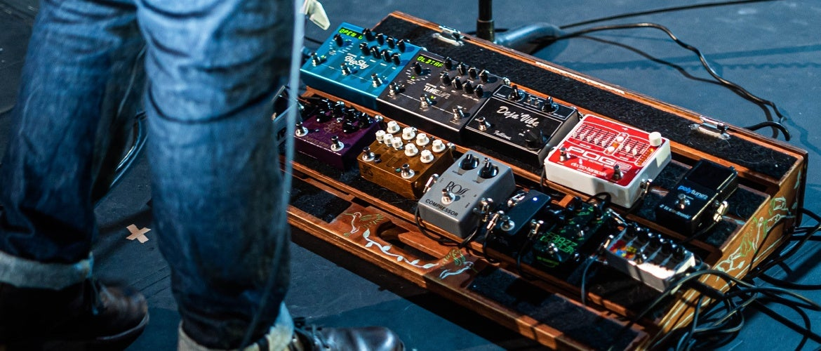 Guitar Effects Pedal Buyer's Guide