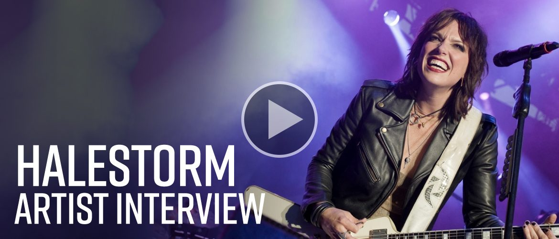 Halestorm   Artist Interview