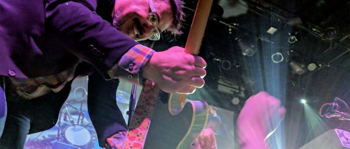 John Flansburgh (They Might Be Giants) | Artist Interview