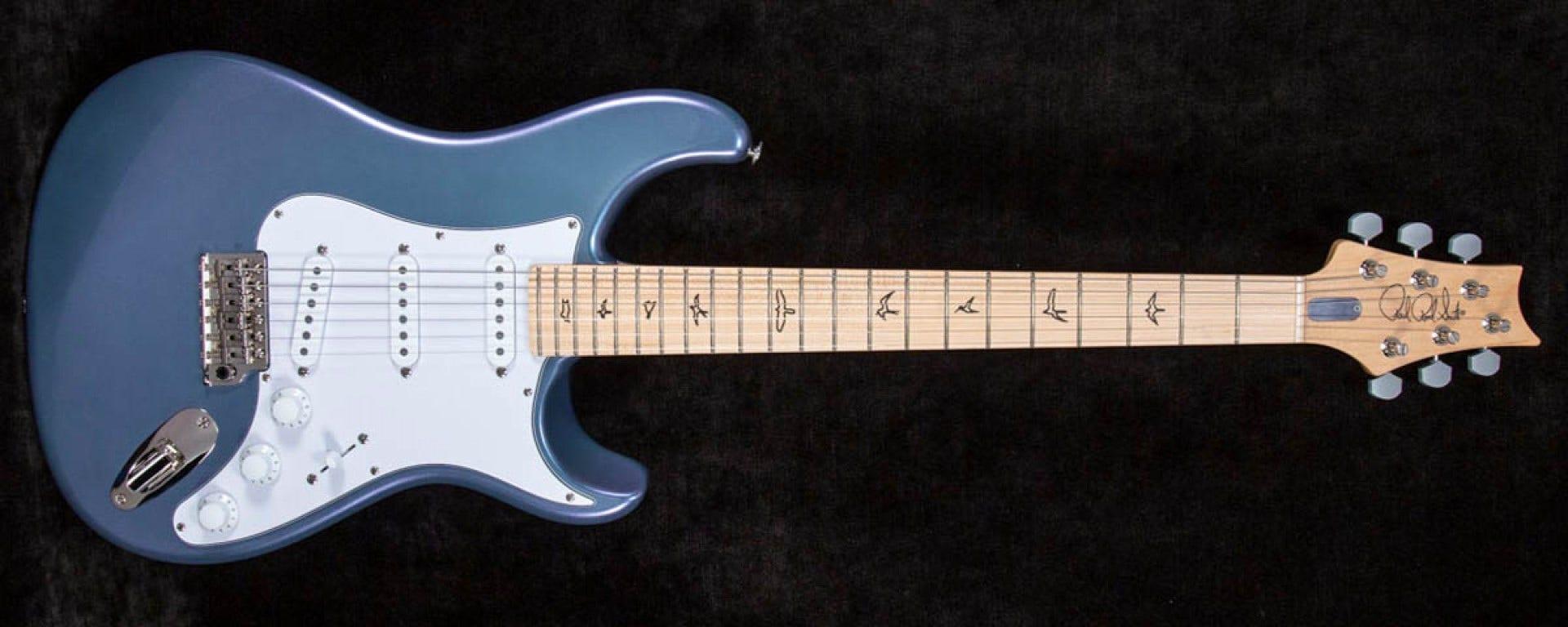 Sam Ash Guitar of Distinction Inspection: PRS John Mayer Silver Sky (Lunar Ice)