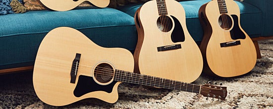 All New Gibson Generation Collection
