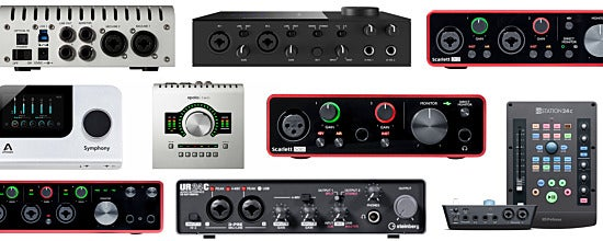 Audio Interface Buyers Guide